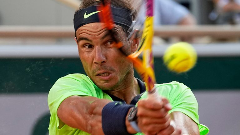 Nadal's reign at the French Open was ended by Djokovic in a compelling semi-final at Roland Garros