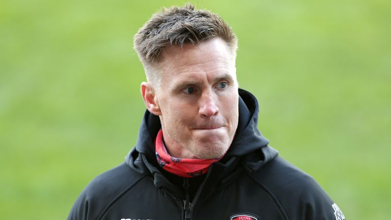 Super League: Salford Red Devils' Richard Marshall says indiscipline cost his