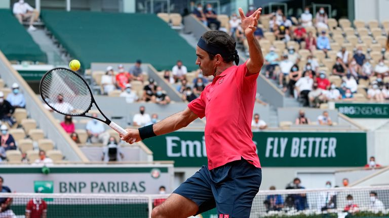 Federer produced some of his very best to see of Cilic (AP Photo/Michel Euler)