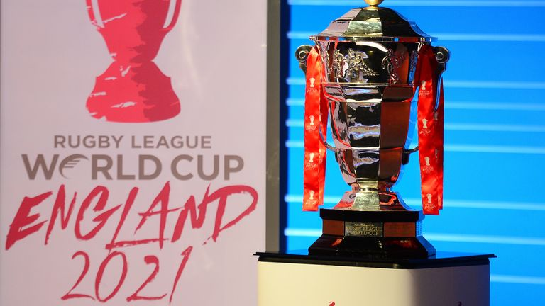 The 2021 Women's Rugby League World Cup will be the sixth staging of the tournament, and will be held in England between November 13 and November 27