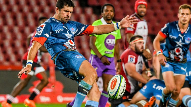 Morne Steyn's form for the Bulls has earned him a recall