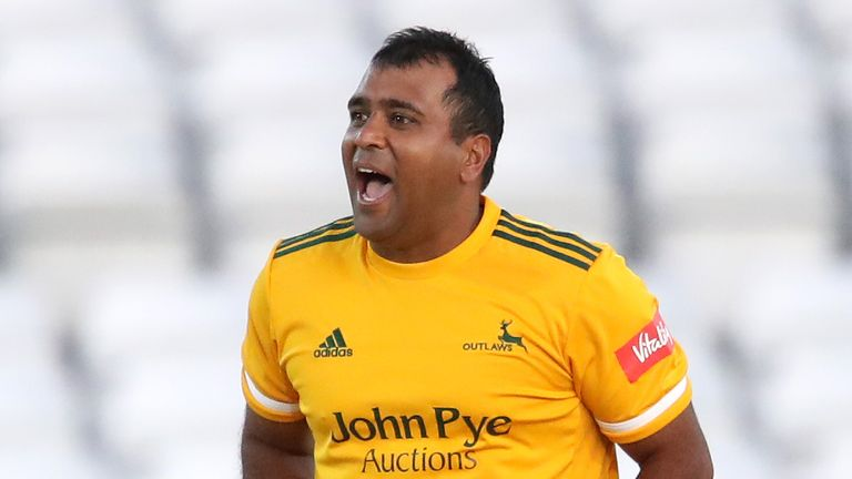 Samit Patel is hoping Notts Outlaws can become the first team to successfully defend their T20 Blast title
