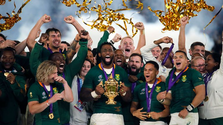 South Africa have not played a Test since beating England in the World Cup final in Tokyo just over 18 months ago