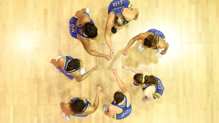 Team Bath Netball must come together after a difficult final round of the season (Image credit - Morgan Harlow)