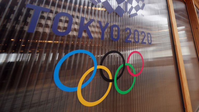 The Tokyo 2020 games begin on Friday July 23