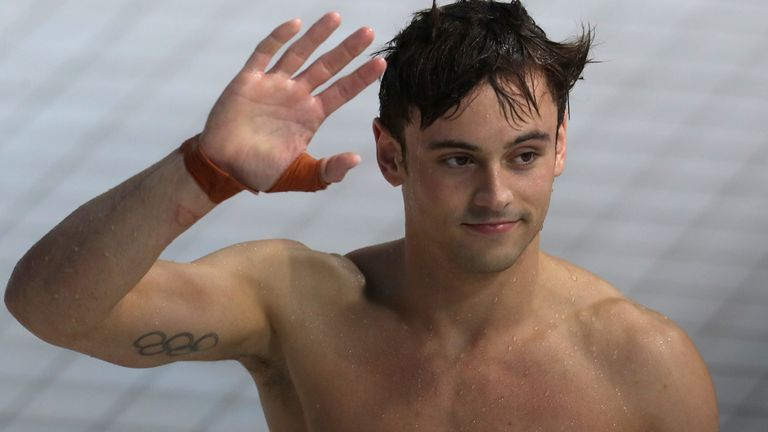 Tom Daley will compete in Tokyo having triumphed in the FINA Diving World Cup earlier in 2021