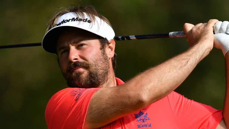 Victor Dubuisson led after 11 holes before falling away on the back nine