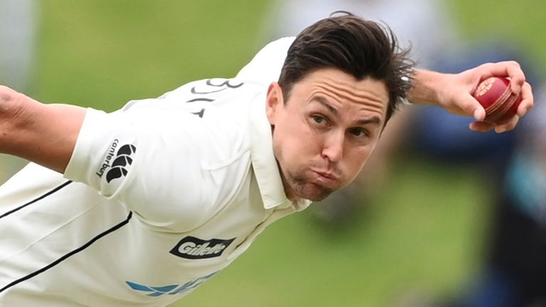 Trent Boult could make a surprise return for New Zealand in the second Test against England