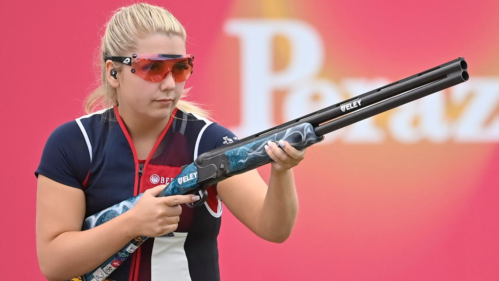 Tokyo 2020: British shooter Amber Hill out of Olympics after testing positive for Covid-19
