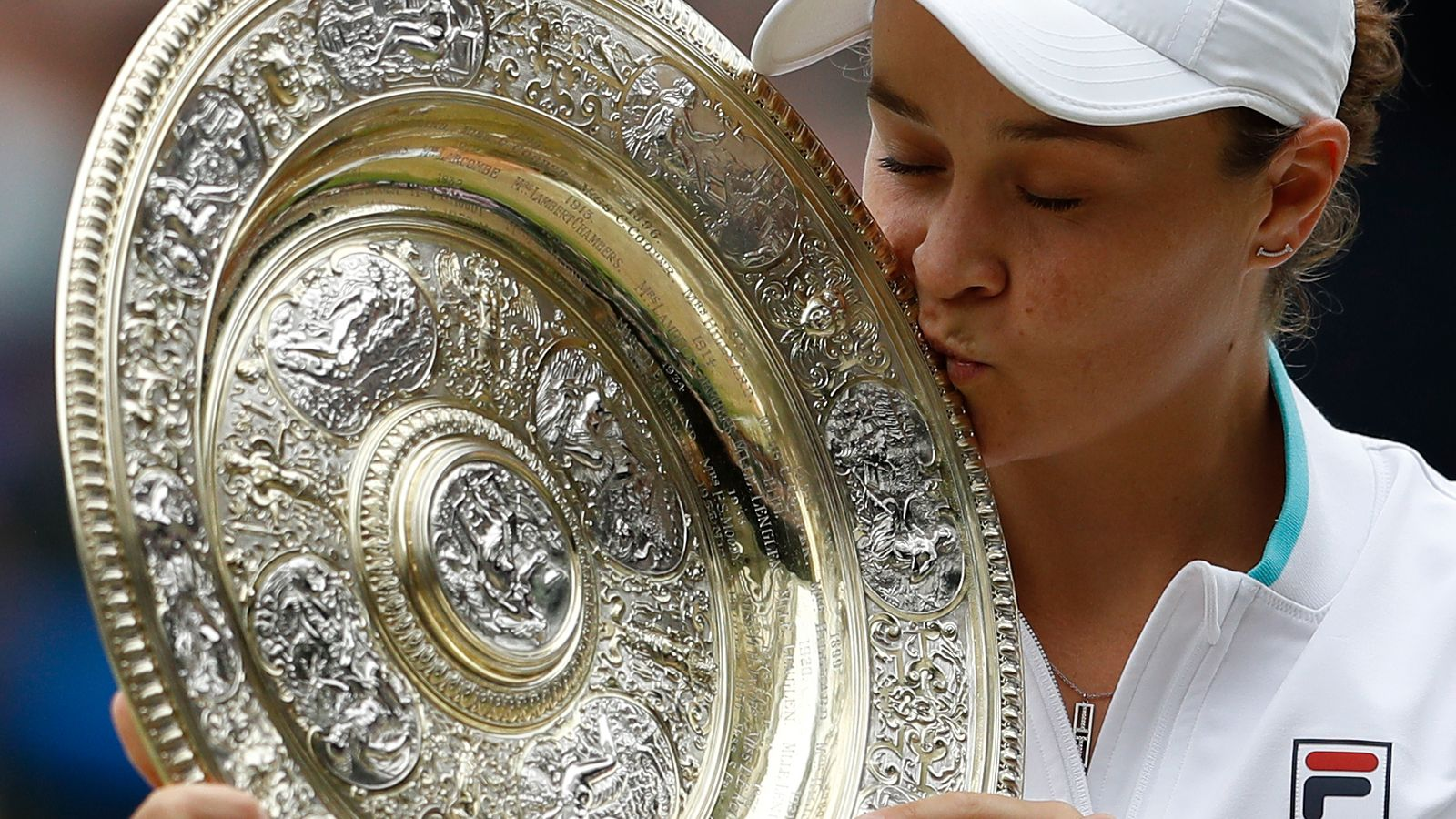 Wimbledon 2021: Ashleigh Barty is an Australian inspiration, following in the footsteps of Evonne Goolagong-Cawley