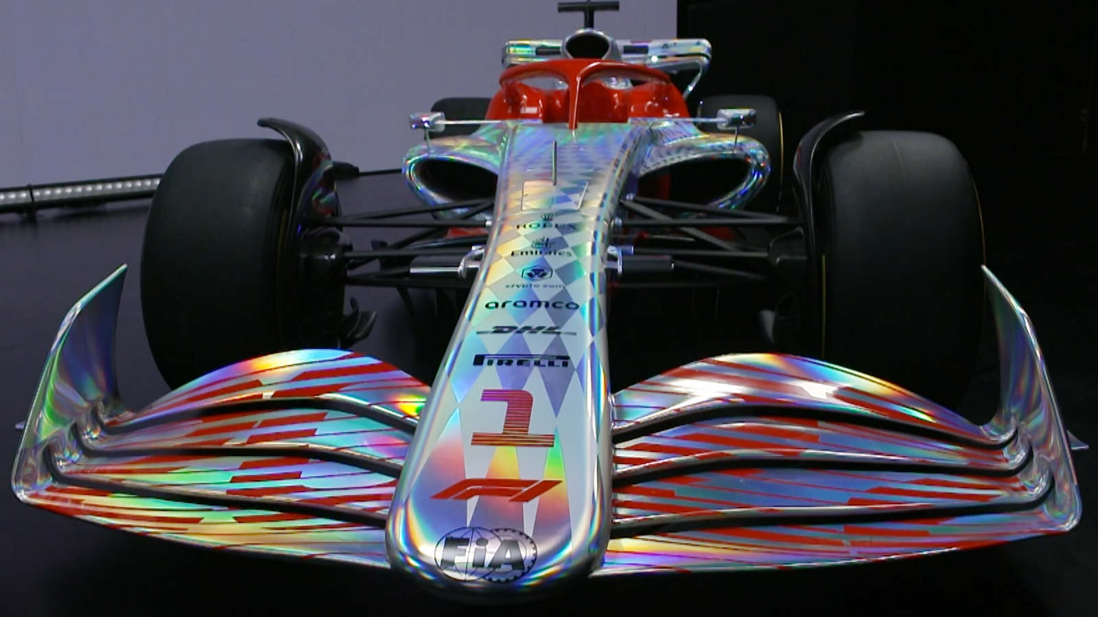 Formula 1 2022 car revealed: Watch as the new era of car design was officially unveiled at Silverstone