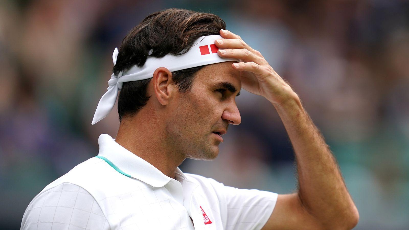 Roger Federer calls for 'evolution' in relationship between players and media
