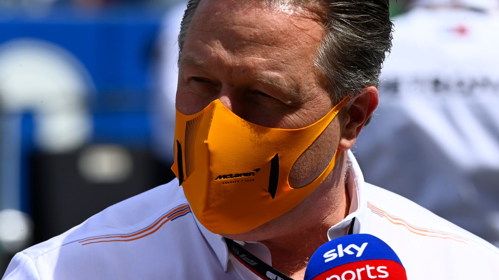 McLaren CEO Zak Brown to miss F1 British GP after testing positive for Covid-19