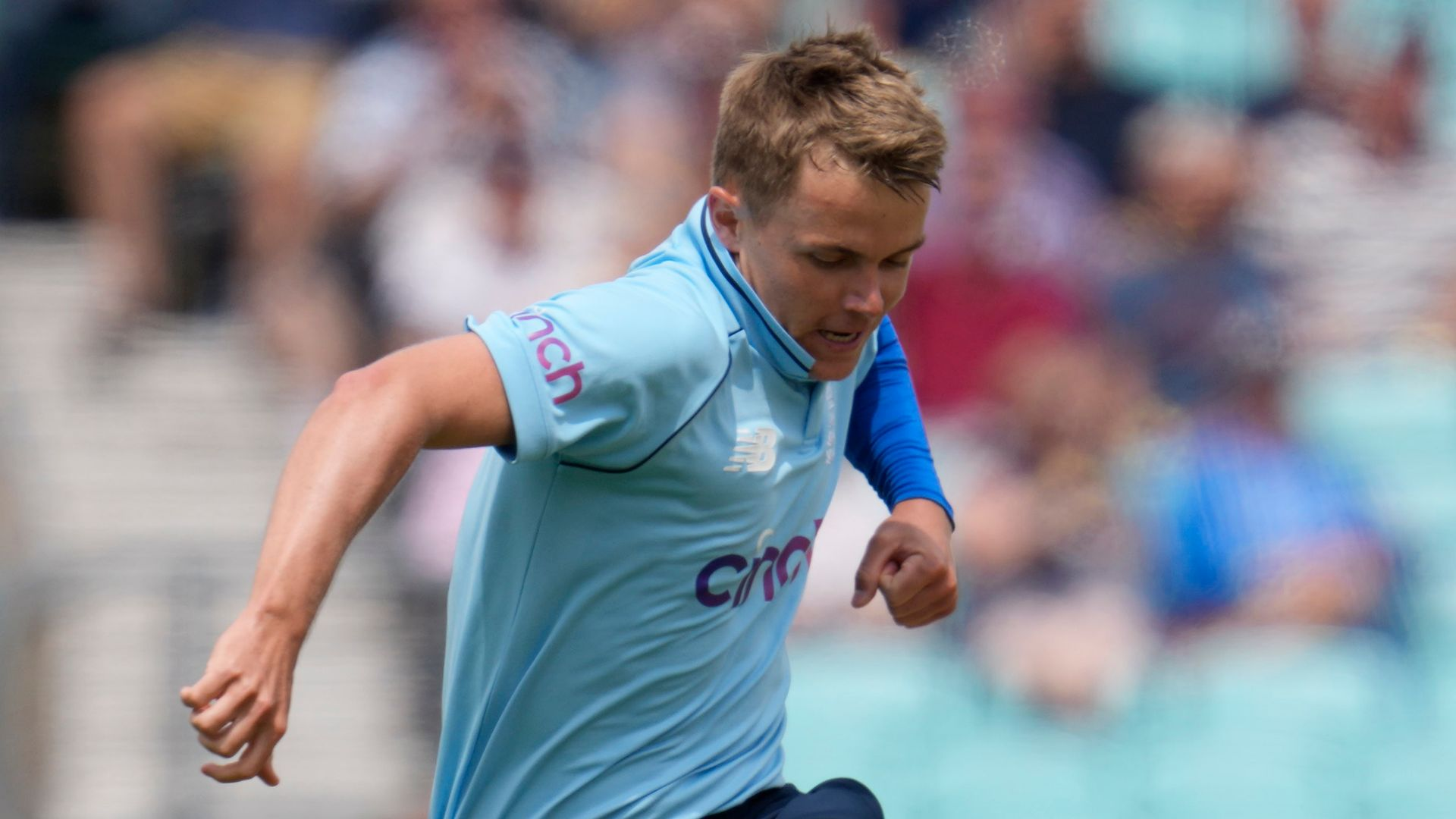 Butcher: Sam Curran can do it all