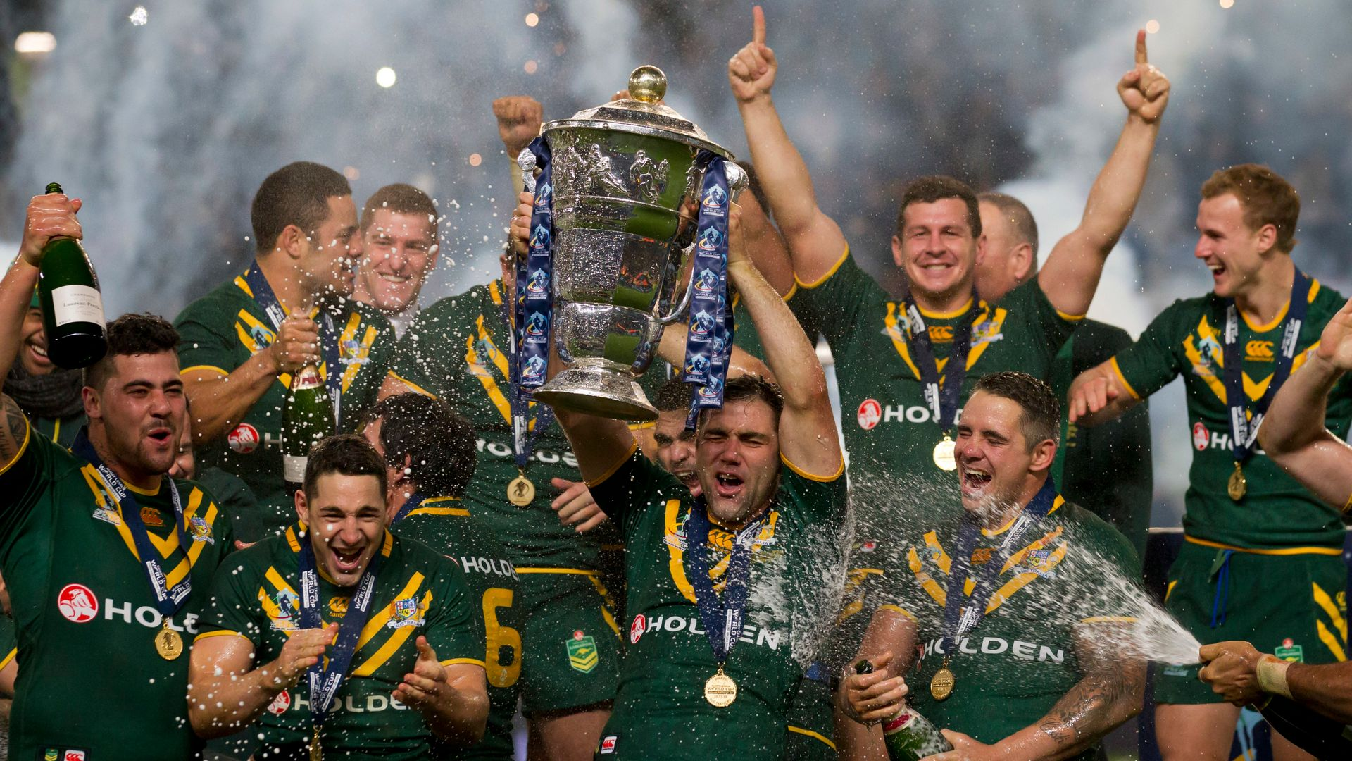 Australia and New Zealand withdraw from Rugby League World Cup due to coronavirus concerns
