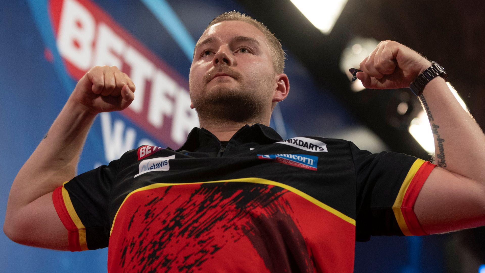 Dreammaker dazzles to send Price packing in Matchplay