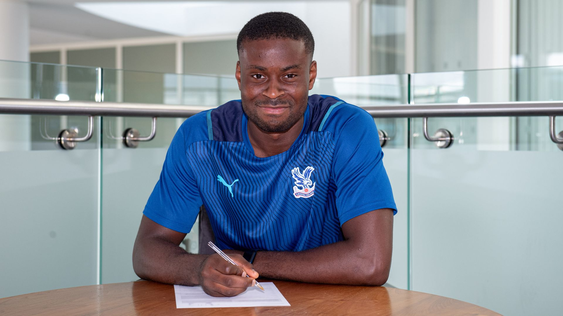 Palace sign Guehi from Chelsea