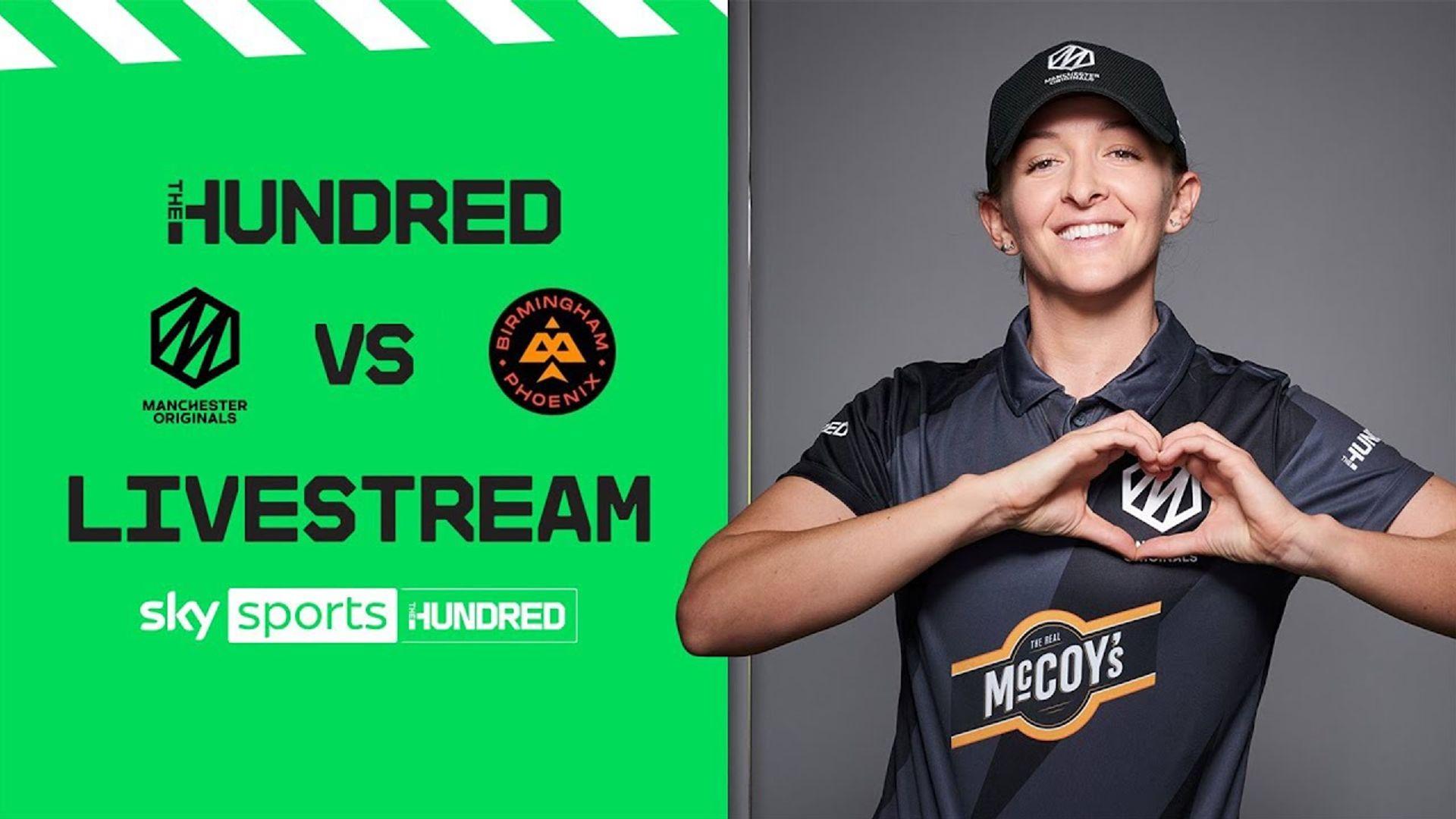 Watch Originals vs Phoenix LIVE!