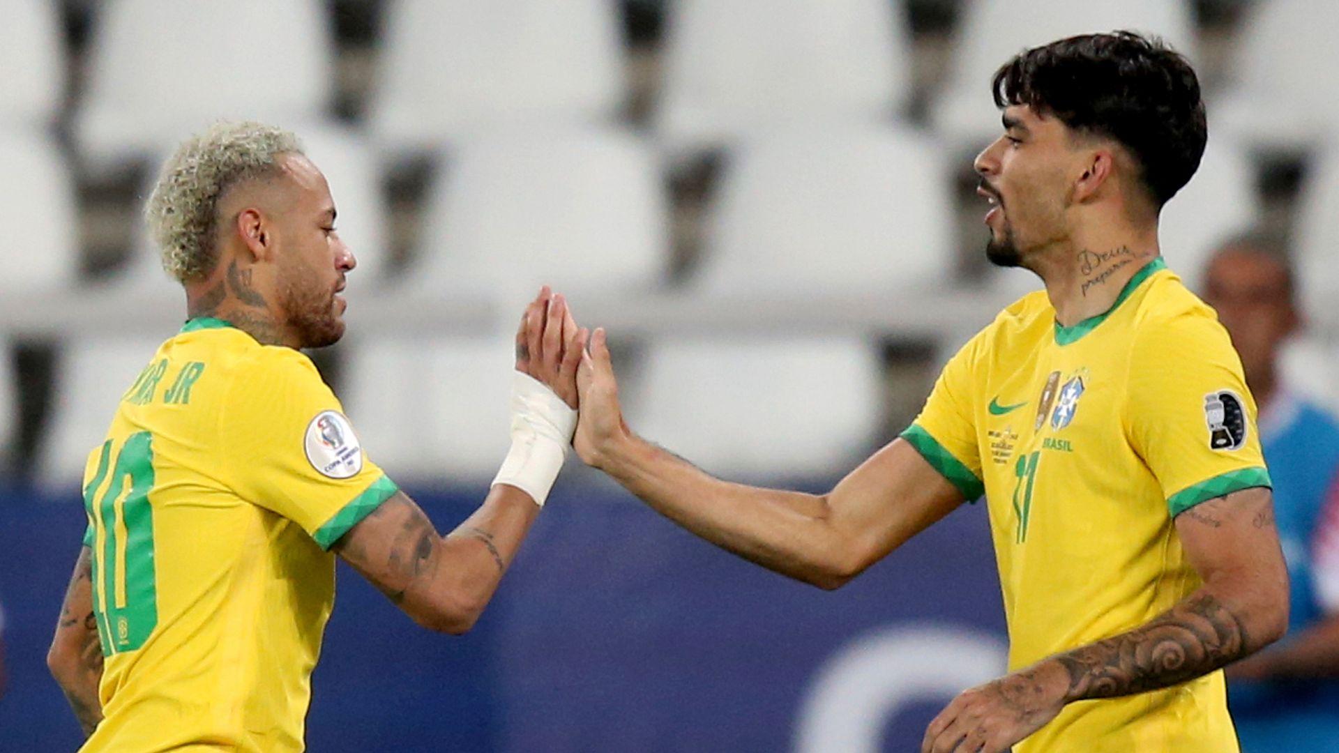 Copa America: Brazil through, Peru win thriller