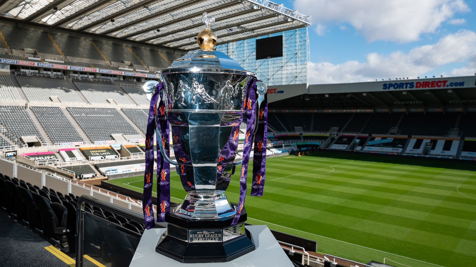 RLWC organisers determined to deliver tournament