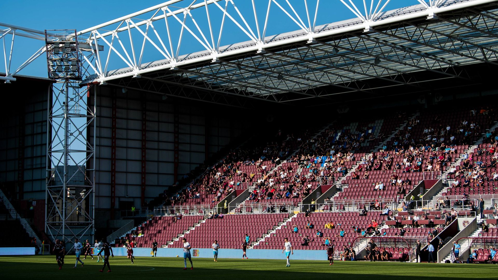 Hearts granted extra fans for Celtic opener