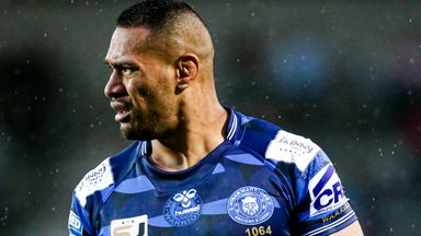 Willie Isa is happy to play whatever role is asked of him at Wigan