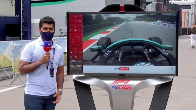 Karun Chandhok takes a look at some of the key moments from FP1.