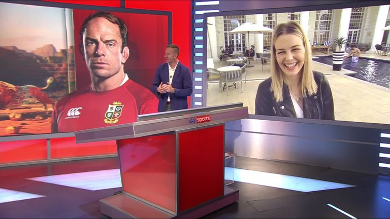 Will Greenwood is joined by Bobby Skinstad, Jamie Roberts and Simon Zebo to discuss the big calls from the officials in Saturday's first Test between South Africa and the Lions