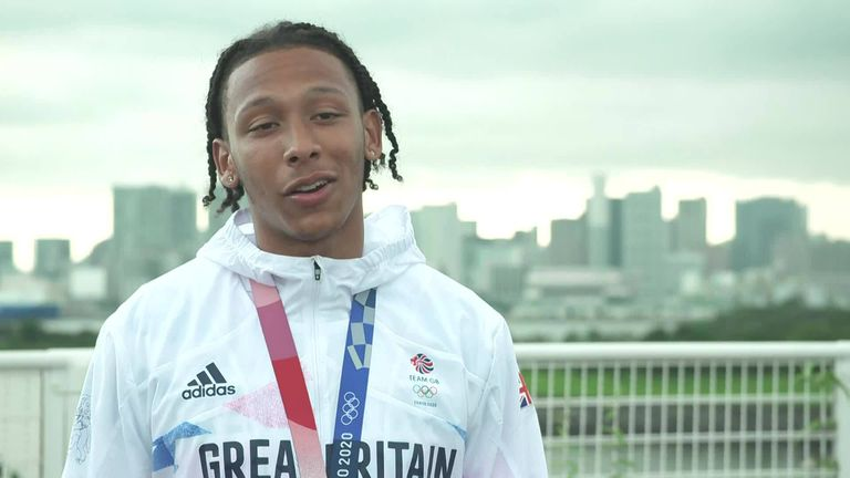 Whyte believes his Olympic silver medal has helped to put BMX 'on the map' in the UK