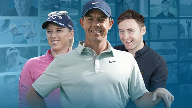 Learn from Rory McIlroy and the world's best coaches and players with GolfPass on Sky Q - there is an exclusive offer for Sky VIP customers so just say 'GolfPass' into your remote or go to sky.com/golfpass for more information