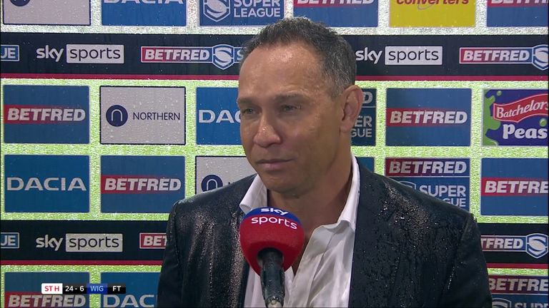 Adrian Lam feels Wigan are on the verge of turning their form around and urged their fans to stay strong, after losing their last five games.