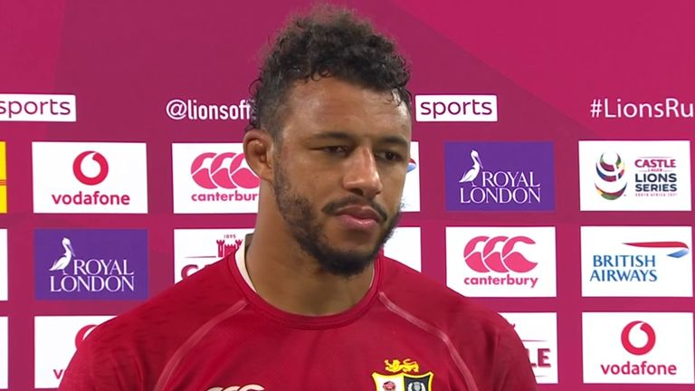 Courtney Lawes says the exciting thing about this British and Irish Lions team is that they know they have got more to give following their first Test win over South Africa