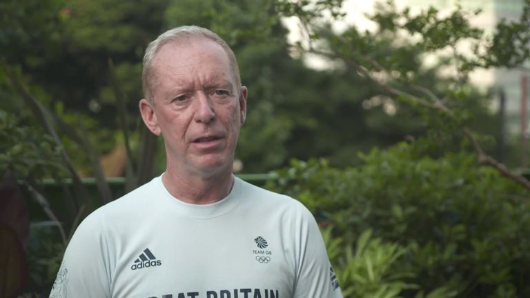 British Olympic Association chief executive Andy Anson says mental health is more important than ever as he outlines the well-being support Team GB athletes have at the Tokyo 2020 Olympics.