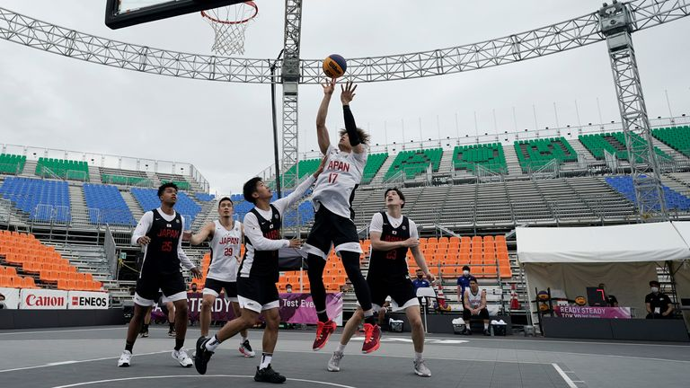 3x3 basketball has been added to the Tokyo 2020 Olympic programme