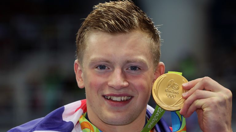 Can Adam Peaty add to his golden collection after 100m victory in Rio five years ago
