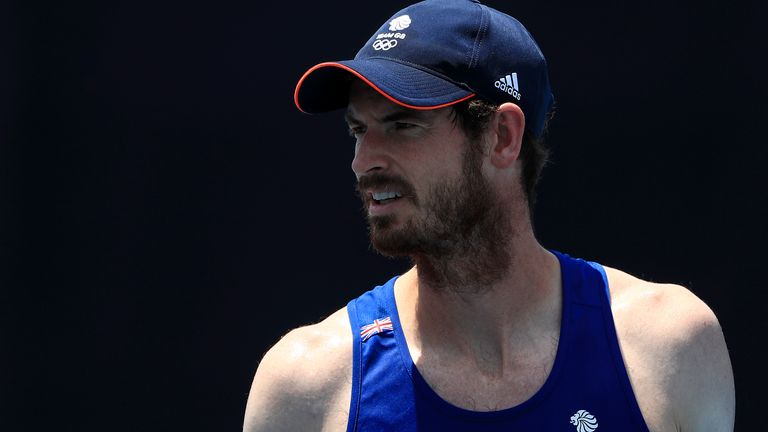 Andy Murray has won back-to-back singles gold medals in London and Rio