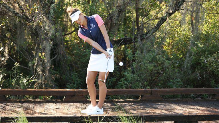 Anne van Dam is a five-time LET winner