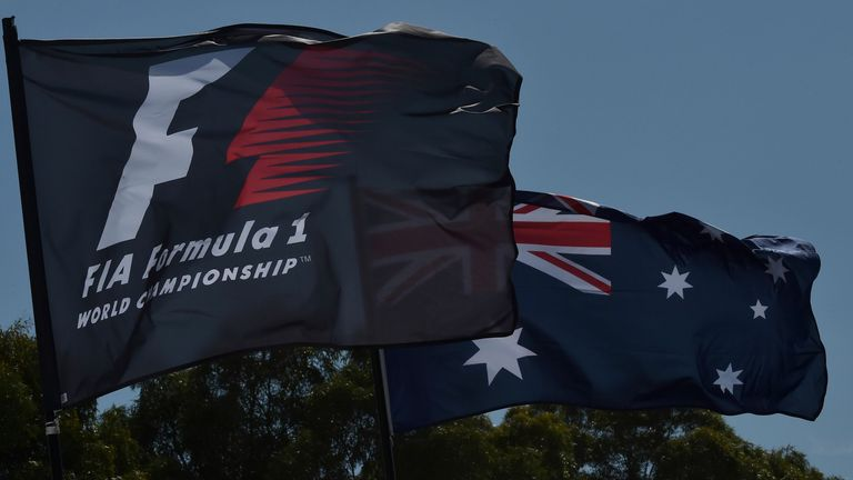 The Australian Grand Prix has been cancelled for the second season in a row