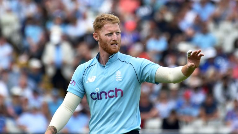 Ben Stokes is currently taking a break from cricket and will miss the tournament