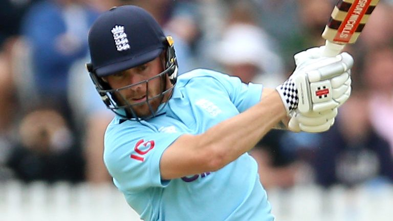 Phil Salt bludgeoned his way to a maiden ODI fifty as England clinched the series win over Pakistan