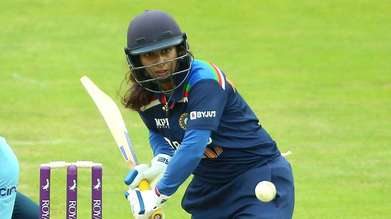 India captain Mithali Raj overtook Charlotte Edwards to become the leading run-scorer across all formats in women's international cricket