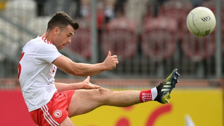 Highlights of Tyrone's 1-18 to 0-13 win over Cavan