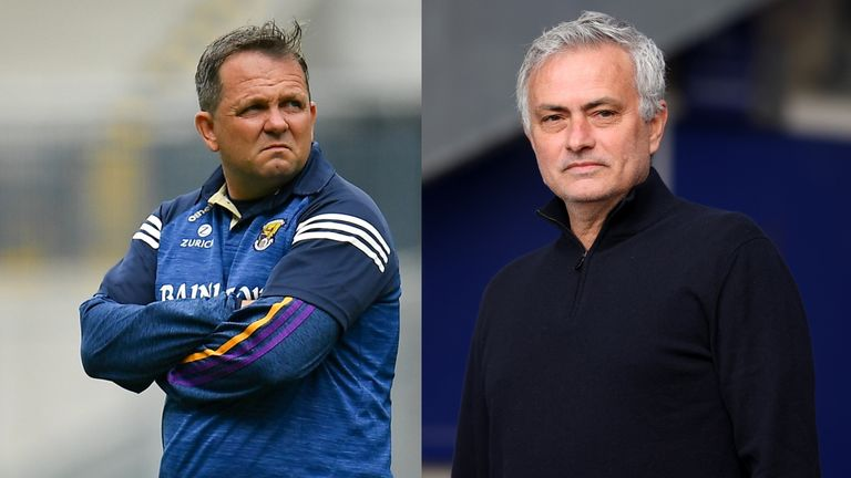 Is Fitzgerald's strategy similar to that of Mourinho?