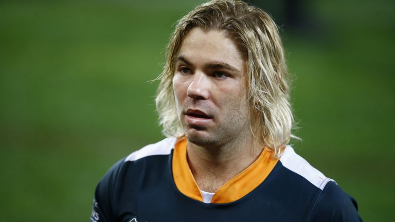Lions head coach Warren Gatland will seek clarification as to why Faf de Klerk (pictured) was not red carded on Wednesday