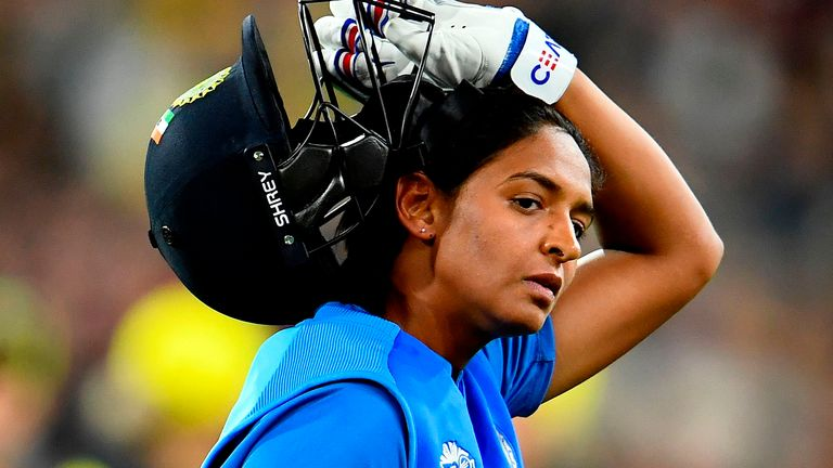 Harmanpreet Kaur has struggled for runs in England this summer but is backing herself to change that in the T20s