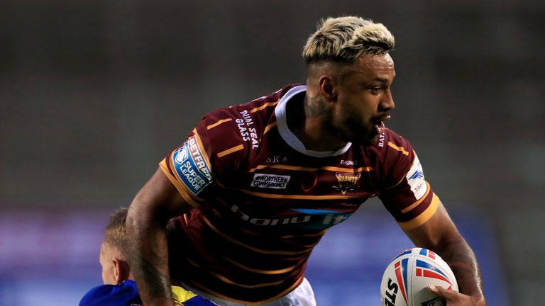 Huddersfield Giants' Kenny Edwards, a former Catalans player, pleaded guilty to the charge and was also handed a £500 fine