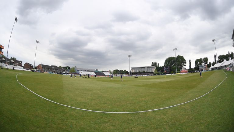 Derbyshire's County Championship match with Essex has been abandoned