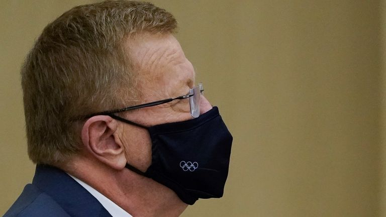 Australian Olympic Committee boss John Coates defends delicate exchange with Queensland Prime Minister Annastacia Palaszczuk |  Olympic Games News