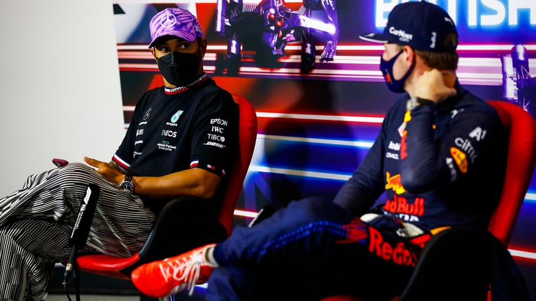 Nico Rosberg believes the collision between Lewis Hamilton and Max Verstappen at Silverstone was a racing incident - and predicts it won't be the last time they come together.