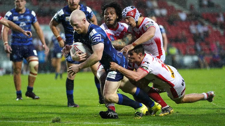 Wigan and St Helens feature in Sky Sports' live coverage of August's Super League Rivals Round